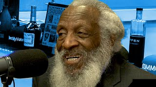 Video Dick Gregory FULL Interview at The Breakfast Club Power 105.1 (03/28/2016) MP3, 3GP, MP4, WEBM, AVI, FLV Mei 2018