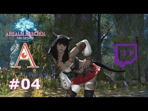 #4 Final Fantasy XIV ARR – Ms. Panty Shot