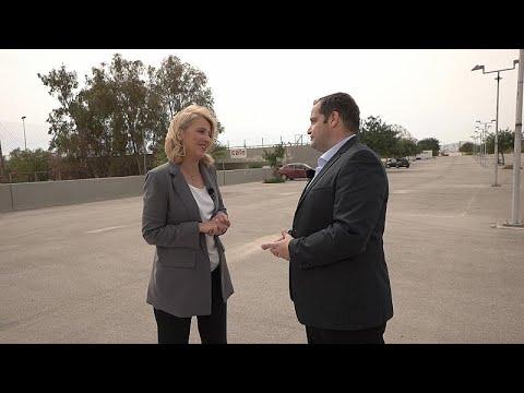 Η Ρένα Δούρου στο euronews