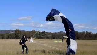Euroa Australia  city photos gallery : Parachute Landings At Skydive Euroa - www.in2wishon.com