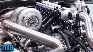 Rob Dahm's 4 Rotor AWD RX-7: In Depth Breakdown! by That Dude in Blue