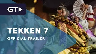 Tekken 7 - Ganryu Official Trailer by GameTrailers