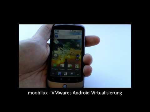 Video: VMware Android-Virtualisierung