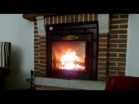 Hogar de le a de casa - Youtube chimeneas lena ...