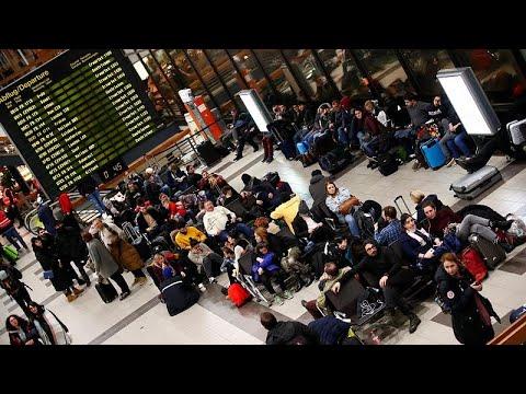 Βερολίνο: Απεργία στα αεροδρόμια-Καθυστερήσεις σε πτήσεις για Ελλάδα…
