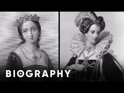 Mini Bio: Elizabeth I