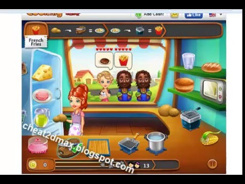 Cooking Tale Facebook Trainer Video Tutorial