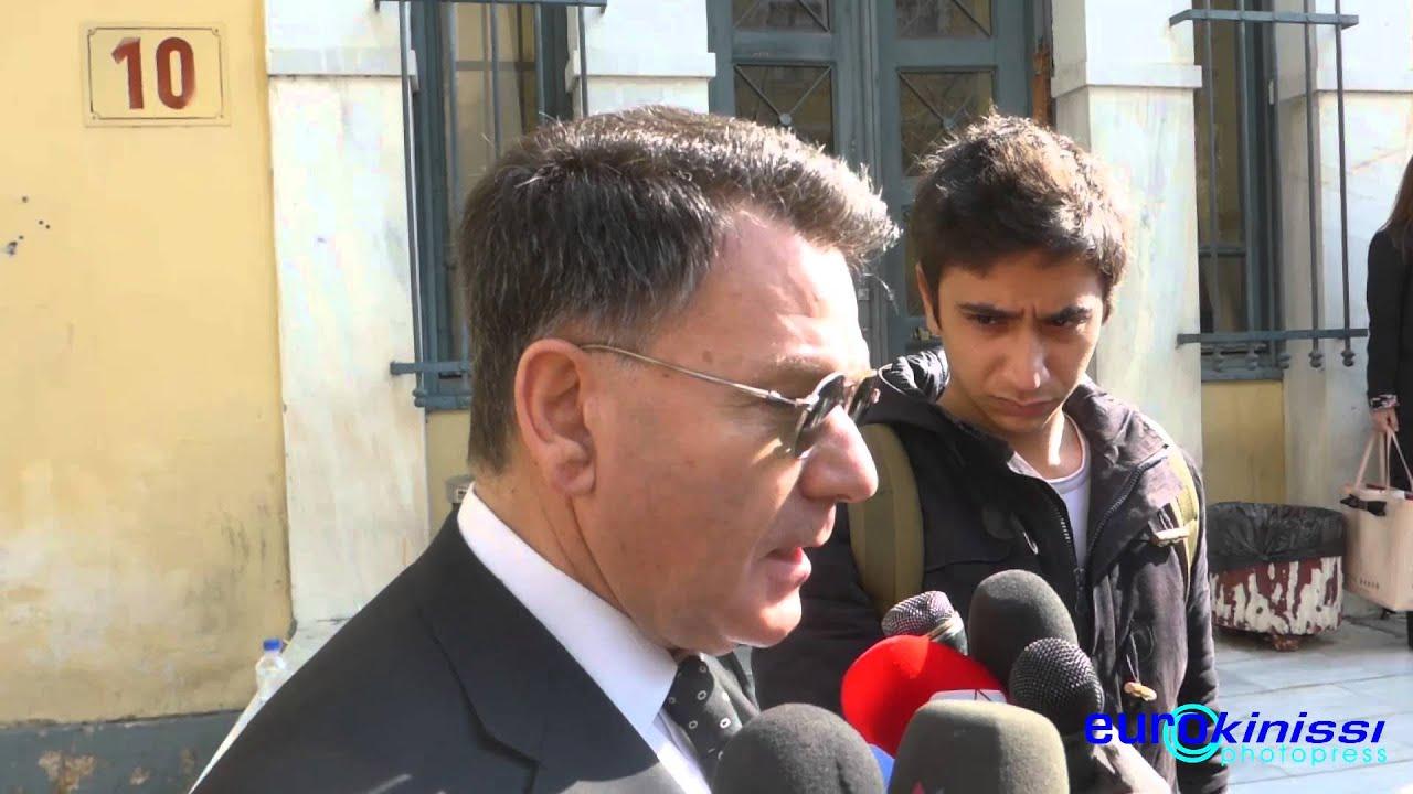Αιφνίδια εμπλοκή στην απολογία εκδότη και δημοσιογράφων λόγω της αποχής των δικηγόρων