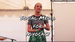 CoralReefer at Mardi Grass   Social Media for Advocacy by Coral Reefer