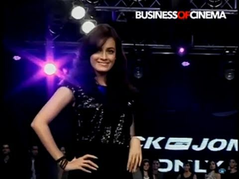 Dia Mirza walks the ramp at Vero Moda Fashion Show