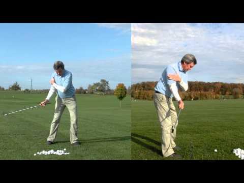 Stack and Tilt similar Single Plane Golf Swing = Minimalist Single Plane golf swing.