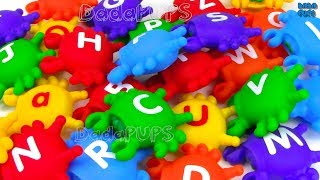 """Learn ABC's with crabClick to Subscribe to Dada Pups https://www.youtube.com/channel/UC1Sir-iKkghO5SSguzYC2lgSee other interesting videos:https://www.youtube.com/channel/UC1Sir-iKkghO5SSguzYC2lg/videos Композиция """"Night at the Dance Hall"""" принадлежит исполнителю Twin Musicom. Лицензия: Creative Commons Attribution (https://creativecommons.org/licenses/by/4.0/).Оригинальная версия: http://www.twinmusicom.org/song/309/night-at-the-dance-hall.Исполнитель: http://www.twinmusicom.org"""