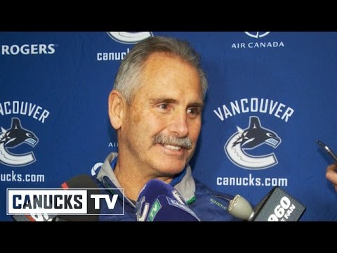 Desjardins Ready for Head Coaching Debut (Oct. 8, 2014)