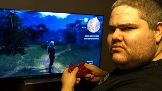 THE PS4 CONTROLLER PRANK!