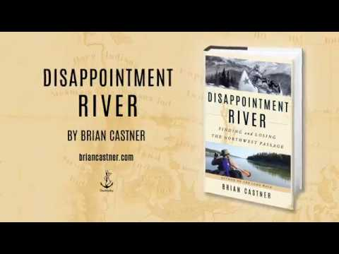 <i>Disappointment River</i> Book Trailer