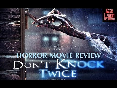 DON'T KNOCK TWICE ( 2017 Katee Sackhoff ) Baba Yaga Witch Horror Movie Review