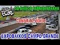 EXPOBAIXOS AUTÓDROMO DE CAMPO GRANDE O MATO GROSSO DO SUL REPRESENTOU