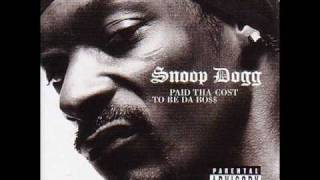 Snoop Dogg-From Tha Chuuuch To Da Palace
