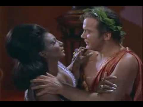 Captain Kirk Kisses Uhura