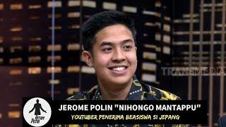 Video MANTAP JIWA! Jerome Polin, Youtuber Penerima Beasiswa S1 Jepang | HITAM PUTIH (26/02/19) Part 2 MP3, 3GP, MP4, WEBM, AVI, FLV April 2019