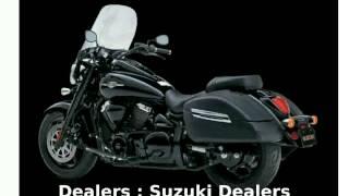 5. 2013 Suzuki Boulevard C90T B.O.S.S. motorbike & Transmission