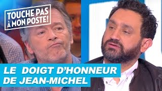 Video Le doigt d'honneur de Jean-Michel Maire à Cyril Hanouna MP3, 3GP, MP4, WEBM, AVI, FLV Mei 2017