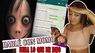 Video HABLO CON MOMO/ NUNCA LLAMES A ESTE NUMERO/ Brendandreina MP3, 3GP, MP4, WEBM, AVI, FLV Agustus 2018