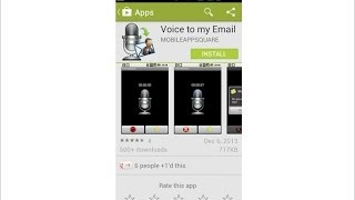 Voice Messenger YouTube video