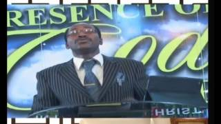 """Rev Dele Oluwagbemiro- Senior Pastor of Complete Christian Church International Ibadan Nigeria on his TV show COMPLETE HOUR preaches on the topic titled- """"Conflict resolution in marriage""""."""