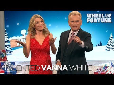 Video The Talented Vanna White | Wheel of Fortune download in MP3, 3GP, MP4, WEBM, AVI, FLV January 2017