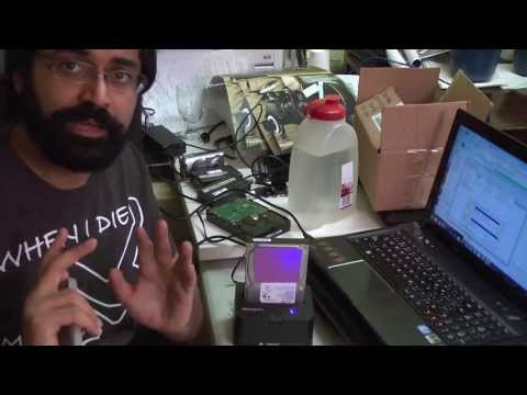 How to swap broken harddrive circuit board to save $800 on data recovery