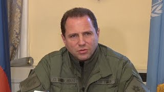 The Defense Minister of Armenia Davit Tonoyan's Working Visit the USA