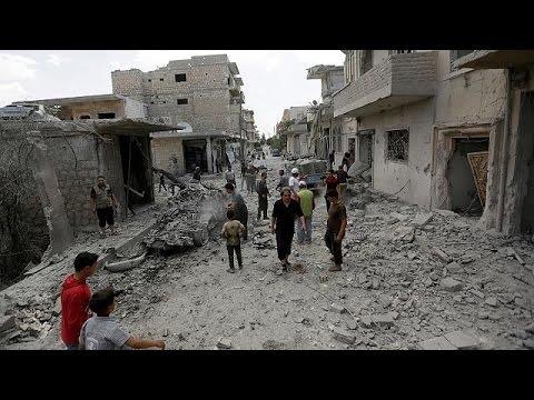 Συρία: Ανθρωπιστική βοήθεια μετ' εμποδίων