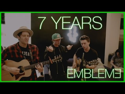 7 Years (Lukas Graham Cover)