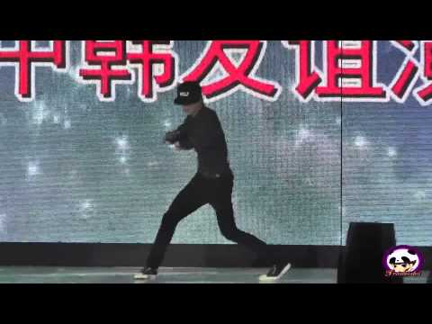 [Franziska桃子] 130628 EXO KAI - Baby Don't Cry (видео)