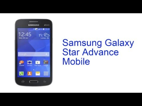 Samsung Galaxy Star Advance Mobile Specification [INDIA]