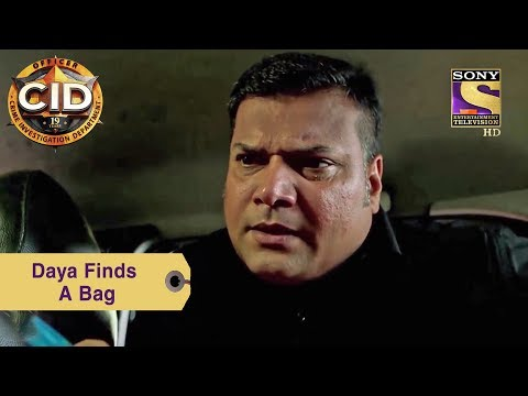 Your Favorite Character | Daya Finds A Bag | CID