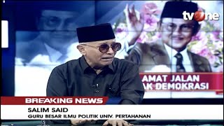 Video Berurai Air Mata, Prof. Salim Said: Pak Habibie Adalah Utusan Tuhan Untuk Saya MP3, 3GP, MP4, WEBM, AVI, FLV September 2019