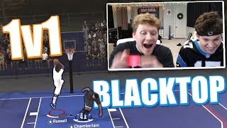 Video INSANE 1v1 BLACKTOP vs. JESSER! NBA 2K18 **EXPENSIVE FORFEIT** MP3, 3GP, MP4, WEBM, AVI, FLV November 2018