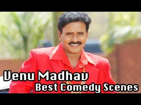 Comedian Venu Madhav Back To Back Best Comedy Scenes || 02