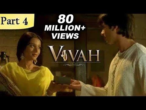 Video Vivah Hindi Movie | (Part 4/14) | Shahid Kapoor, Amrita Rao | Romantic Bollywood Family Drama Movies download in MP3, 3GP, MP4, WEBM, AVI, FLV January 2017