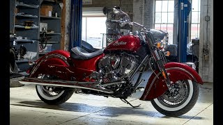 5. 2018 Indian Chief Classic