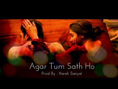 Agar Tum Saath Ho - Instrumental Cover Mix (Tamasha)  | Harsh Sanyal |