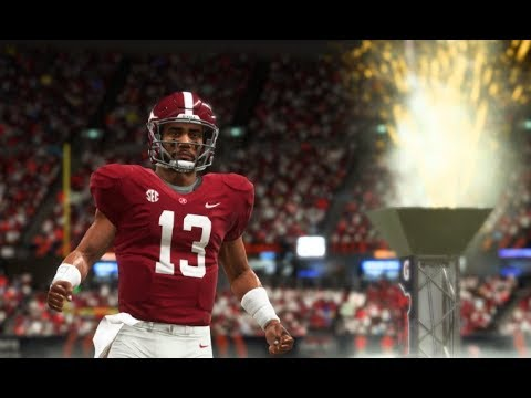 Latest Update On EA Sports NCAA Football 19 Mod!