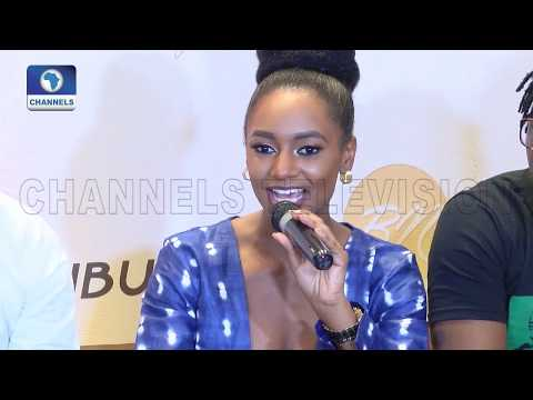 """Mercy Aigbe, Frank Donga Unveil """"Another Father's Day"""" 