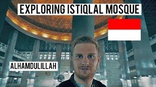 Video EXPLORING ISTIQLAL MOSQUE/MASJID ISTIQLAL (ALHAMDULILLAH!! SO BEAUTIFUL!!) MP3, 3GP, MP4, WEBM, AVI, FLV Agustus 2018