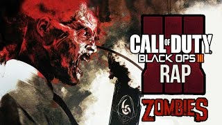 COD BLACK OPS 3 ZOMBIES EPIC RAP  KRONNO ZOMBER ft. Cryptic Wisdom   Videoclip Oficial