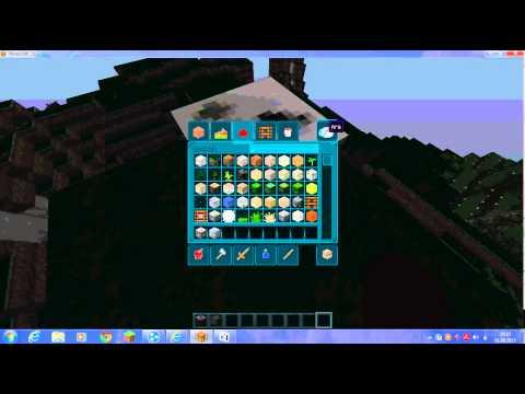 Minecraft Ocak Sandık Meşale Yapımı