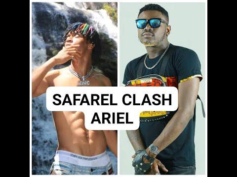 😂😂 Confinement Saferel Obiang Clash Ariel Sheney