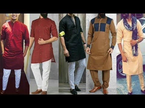 Video Punjabi Modern Kurta Pajama Styles || Pakistani Styles Kurta pajamas || Kurta with Salwar For Boy's download in MP3, 3GP, MP4, WEBM, AVI, FLV January 2017